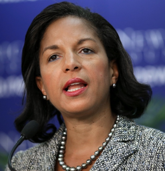 White House National Security Advisor Susan Rice. (Photo via Getty Images)