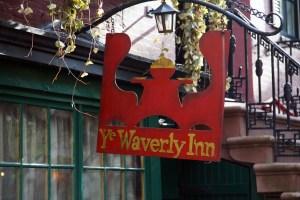 The Waverly Inn.