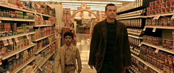 Rohan Chand, left,  and Jason Bateman  in Bad Words.