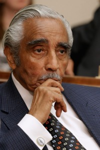 Congressman Charlie Rangel. (Photo: Getty)