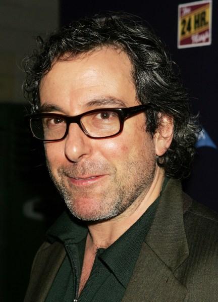 Warren Leight, showrunner of Law&Order: SVU. (Getty)