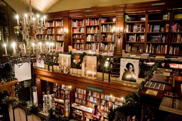 No dicks allowed at the Rizzoli Bookstore. (Photo: Garrett Ziegler/Flickr)