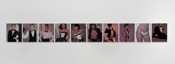 'Tuxedo Striptease' (1984) by Heinecken. (Courtesy Cherry and Martin Gallery, Los Angeles. © 2014 The Robert Heinecken Trust/ Robert Wedemeyer)