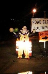 The alleged Staten Island Clown. (Photo: Instagram/ Vincent Innocente)