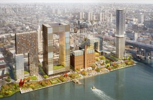 Two Trees has given into de Blasio's demands. (SHoP Architects)