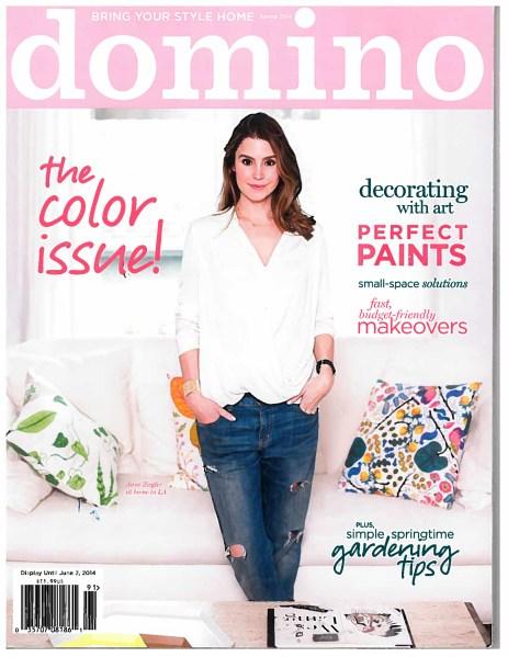 Domino spring cover