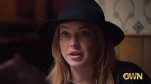 """Just Be."" - Lindsay Lohan"
