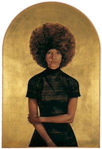 'Lawdy Mama' (1969) by Hendricks. (Courtesy of the artist and Jack Shainman Gallery/The Studio Museum in Harlem)