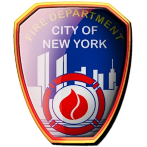 The F.D.N.Y. logo. (Photo: Twitter)