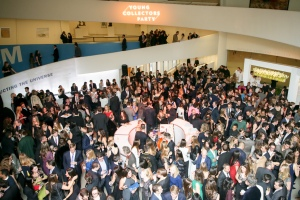 Guggenheim's Young Collectors Party.