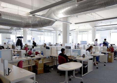 Urban Future Labs opens in the wake of Brooklyn incubators at DUMBO and Varick Street (seen above). [NYCEDC]