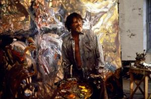 Nolte plays the painter. (Courtesy whitecitycinema.com)