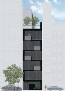A rendering of Modern 19