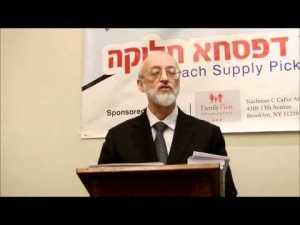 Nachman Caller. (Photo: YouTube)