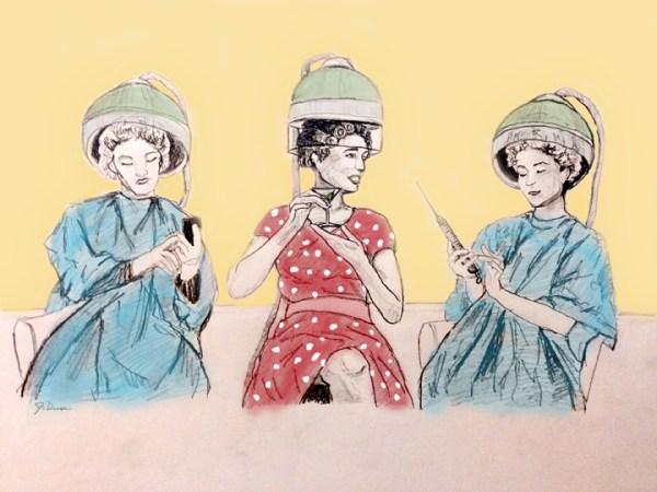 Illustration by James Aaron Dunn.
