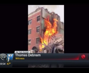 NY1 video from the scene. (screeengrab)