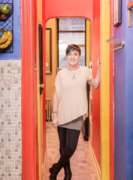 Kimberly Kaye courtesy of  Airbnb/Nathan Perkel