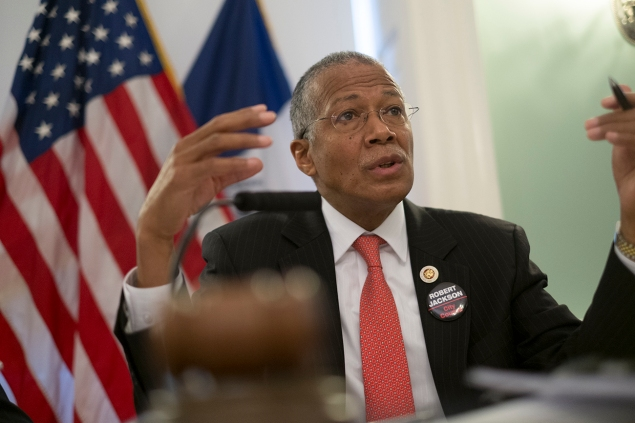 Robert Jackson. (Photo: William Alatriste/NYC Council)