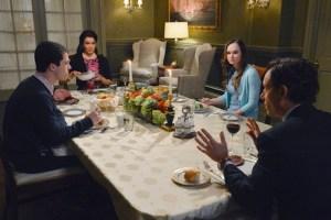 A presidential dinner. (ABC)