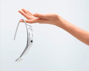 Here's a Google Glass-shaped piece of plastic. (Shapeways)