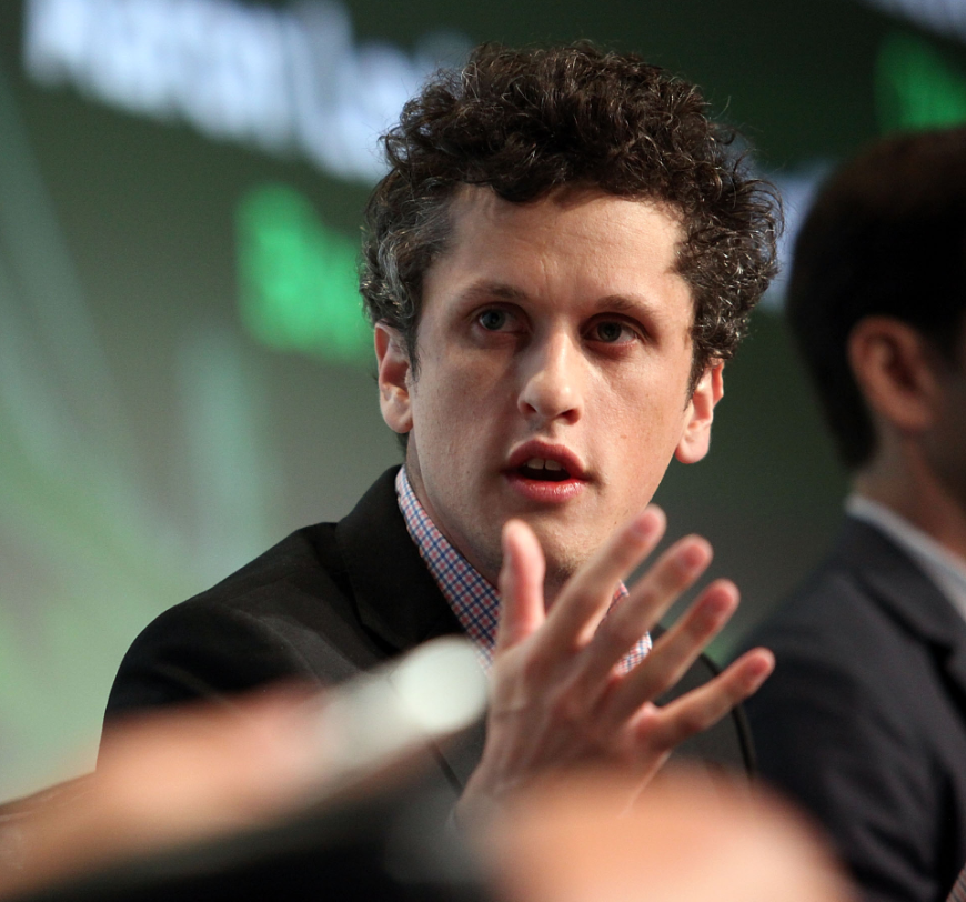 Box CEO and co-founder Aaron Levie. (photo: Getty Images)
