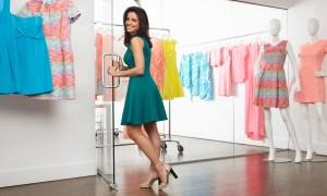Shoshanna Gruss at her store