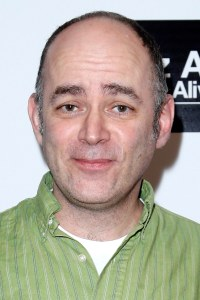 Todd Barry. (Courtesy Patrick McMullan)
