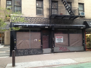 20 Clinton Street, soon to be home to Boesky East.