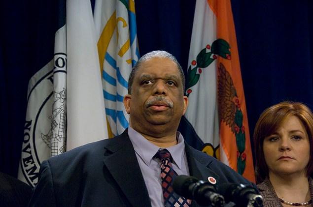 Leroy Comrie. (Photo: William Alatriste/NYC Council)