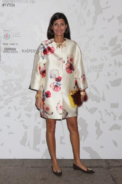 The Vogue Talents Corner.com - Arrivals - Milan Fashion Week Womenswear Autumn/Winter 2014