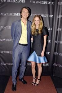 Sean MacPherson and his wife Rachelle Hruska MacPherson