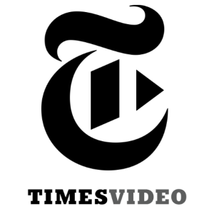 New York Times Video logo