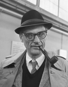 Arthur Miller. (Wiki Commons)