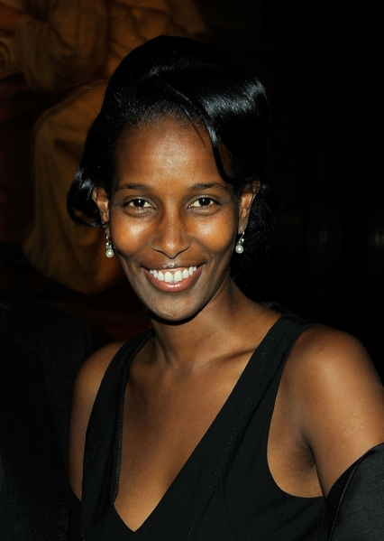 Ayaan Hirsi Ali. (Getty Images)