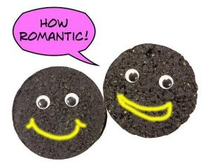 A Valentine's Day image from the Daily Pothole.