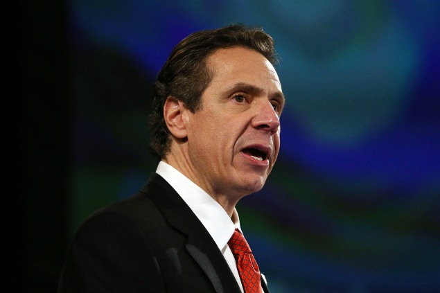 Andrew Cuomo. (Photo: Spencer Platt/Getty Images)