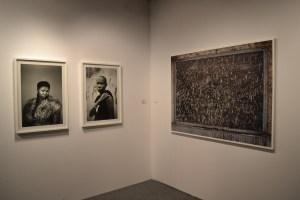 Works by Zanele Muholi and Andrew Moore at Richardson.