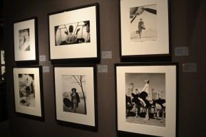 Norman Parkinson photographs at Franck.