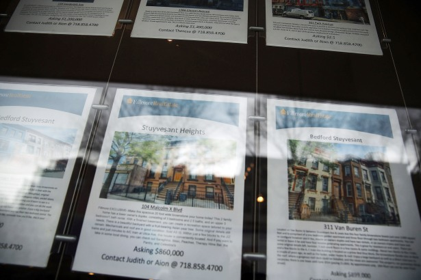 The gentrification of Fort Greene was spotlighted by Spike Lee's rant. (Getty Images)