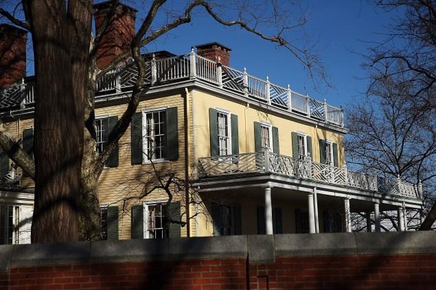 Gracie Mansion. (Spencer Platt/Getty)