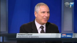 Howard Glaser. (screengrab: NY1
