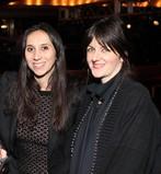 Michele Maccarone with Ellen Langan. (Courtesy bfanyc.com)