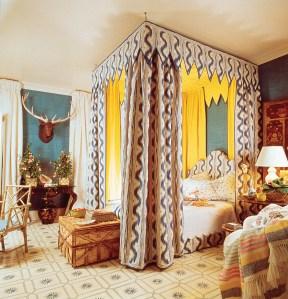 Manor House Master Bedroom, Morristown, NJ. (Ernst Beadle)