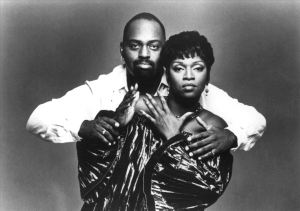Frankie Knuckles and the R&B star Adeva.