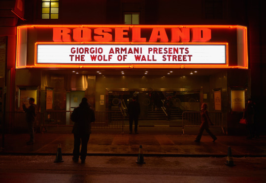 The Roseland Ballroom today. (Photo via Getty)