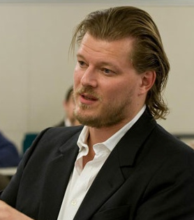 Lars Dalgaard of A16Z will be serve as representative for the VC firm as a member of the Imgur board. (photo via SuccessFactors)