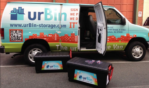 urBin makes storing all your winter junk easy and affordable. (urBin)