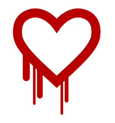 Heartbleed, the security exploit with a cute logo. (photo via heartbleed.com)
