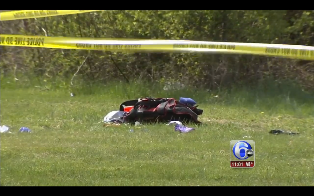 An experienced skydiver died Sunday after his parachute failed to open.