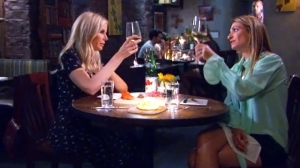 RHONY Heather Thompson Aviva Drescher